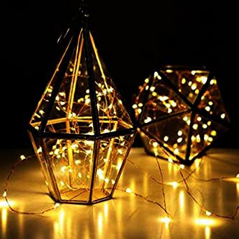 Battery Operated Fairy String Lights - LEDniceker Starry