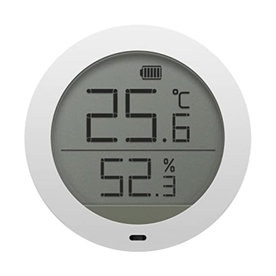 Amazon.com: Xiaomi Mijia Bluetooth Temperature Humidity ...