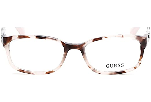 Amazon.com: anteojos Guess GU 2558 gu2558 055: Clothing