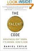 #3: The Talent Code: Greatness Isn't Born. It's Grown. Here's How.