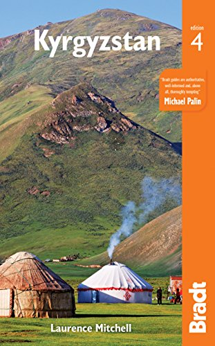 Kyrgyzstan (Bradt Travel Guides) por Laurence Mitchell