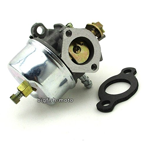 Carburetor H30 H50 H60 5HP 6HP Snow Blowers TROY BILT Tiller Tecumseh 631067 ;TM79F-32M UGBA51808 Snowblower Tiller