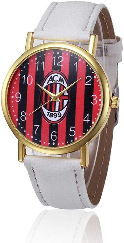 Relojes de Pulsera Cinturón De Hombre Reloj Juvenil Casual Estudiante Reloj De Cuarzo Pareja Moda Reloj Salvaje