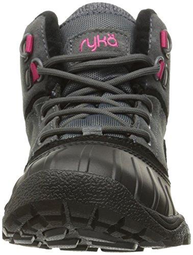 Zapatillas De Moda Ryka Mujeres Mallory Gris / Negro / Rosa