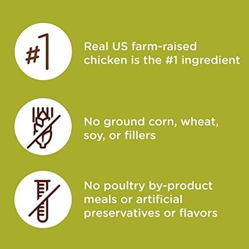Rachael Ray Nutrish Super Premium Dry Cat Food 5