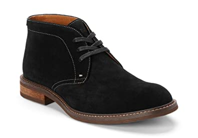 ca94c79e57f Vionic Men's Bowery Chase Chukka Boot - Mens Lace up Boot with Concealed  Orthotic Arch Support