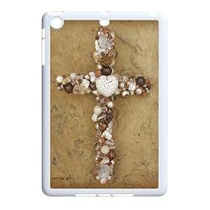 C-EUR Diy Case Jesus Christ Cross Customized Hard Plastic Case For iPad Mini