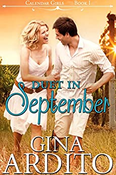 Duet in September (The Calendar Girls Book 1) by [Ardito, Gina]