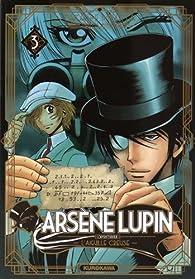 Arsène Lupin, tome 3 : L'aiguille creuse, 1ère partie par Takashi Morita