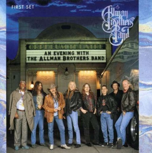 CD : The Allman Brothers Band - Evening with: First Set (CD)