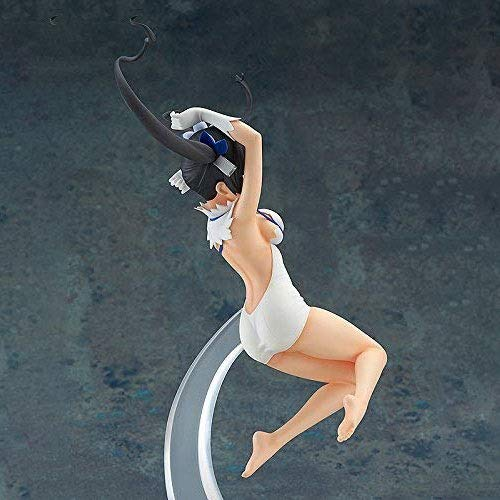 Hestia Action Figure PVC Figma Color : Raise Your Hand 1:7 Scale is It Wrong to Try to Pick Up Girls in a Dungeon?