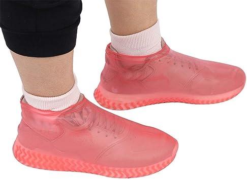 Funda for zapatos contra la lluvia, gel de sílice antideslizante ...