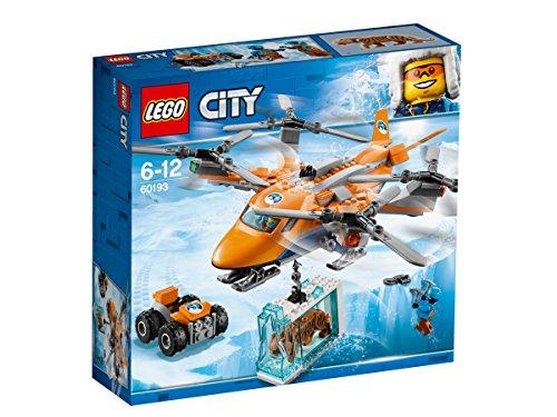 [해외] 레고 (LEGO) 시티 북극 탐험 수송 헬리콥터 60193