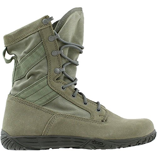 Tactical Research Belleville 103 Mini-Mil Athletic Sage Boot - stylishcombatboots.com