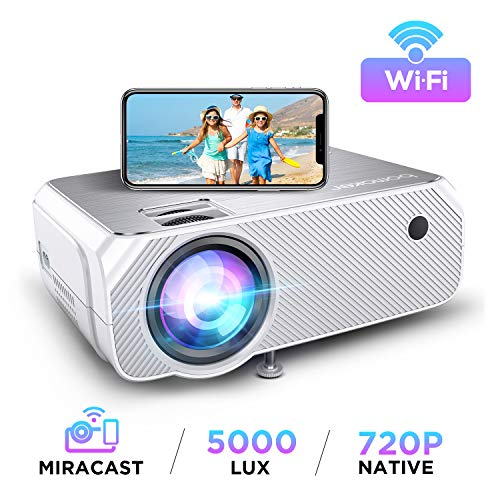 Wi-Fi Mini Projector Upgraded