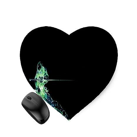 Amazon.com : Simple Background Ninja Robot (Heart-Shaped ...