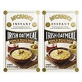 instant irish coffee - McCann's Irish Oatmeal Maple & Brown Sugar -- 10 Packets (Pack of 2)