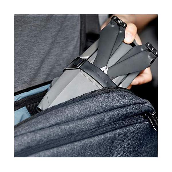 Flycoo PGYTECH Eliche Titolare Guardia fissaggio fissatore per DJI Mavic 2 Pro/DJI Mavic 2 Zoom Drone Elicottero Quadcopter Accessori Lame Clip Protezione 5 spesavip