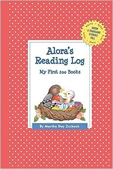 Book Alora's Reading Log: My First 200 Books (Gatst) (Grow a Thousand Stories Tall)
