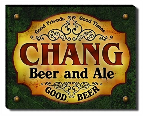 chang-beer-ale-stretched-canvas-print