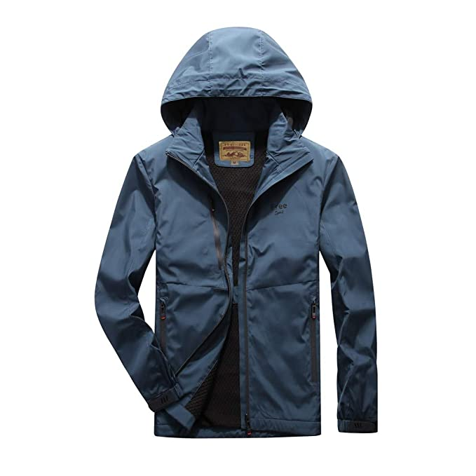 100% genuine cheaper 100% high quality AMhomely Men's Coats and Jackets Sale,Mens Autumn Casual Fashion ...
