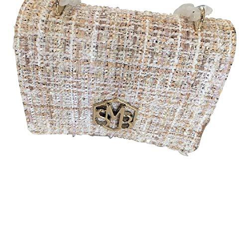 Save My Bag damhandväska – Charlotte Tweed – fransk vanilj