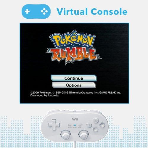 Amazon com: Pokémon Rumble [Online Game Code]: Video Games