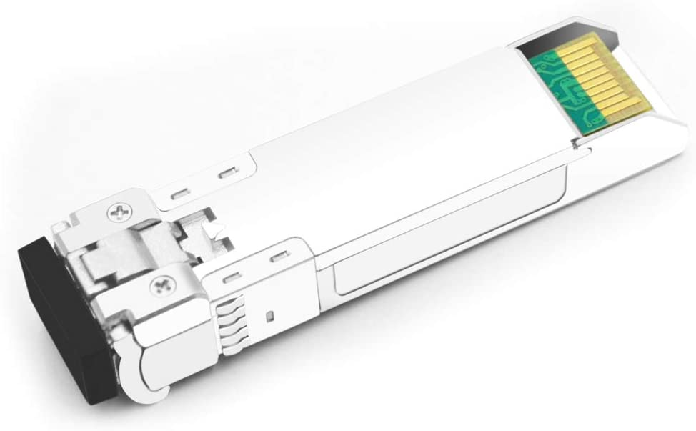 LC 850nm 10G SFP SR for Dell Force10 GP-10GSFP-1S Dell 407-BBOU 10GBASE-SR SFP+ Module Transceiver MMF DOM 300m