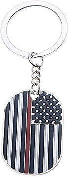 Firefighting Keychain Firefighter Gift Makes for Firefighter or Firefighter Wife Infinity Collection Firefighter Keychain