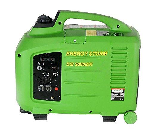 Equip Source Lifan Energy Storm ESI 2600iER-CA, 2600 Runn...