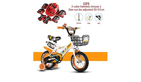 Bicicleta de montaña para niños Bicicleta Bicicleta de 3 ...