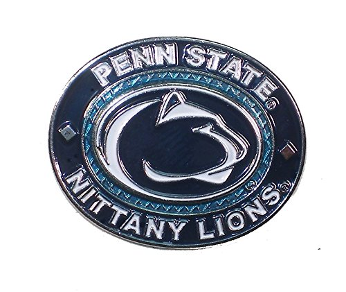"""UPC 763264294065, Penn State Nittany Lions 1"""" Oval Lapel Pin NCAA Licensed"""
