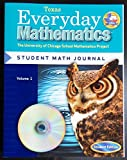 img - for Everyday Math (Texas) Student Math Journal Grade 5 (The University of Chicago School Mathematics Project: Student Edition, Volume 1) book / textbook / text book