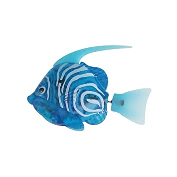 Amazon Com Toymytoy Robot Fish Artificial Moving Floating Fishes