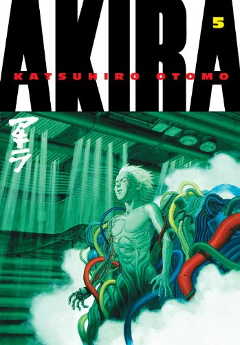 """""""Akira Volume 5"""" av Katsuhiro Otomo"""