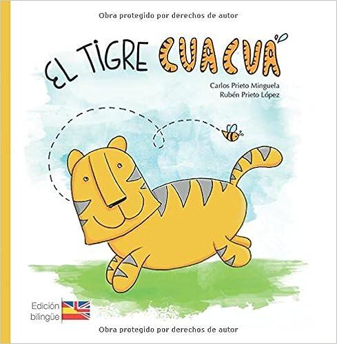 Google e libros descargar gratis El tigre Cuacuá (bilingüe) PDF