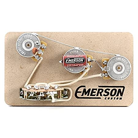 51hgPnKvPCL._SY450_ amazon com emerson custom 5 way blender prewired kit for fender Telecaster Wiring at alyssarenee.co