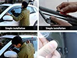4Pcs Automobile Window Decoration Strip