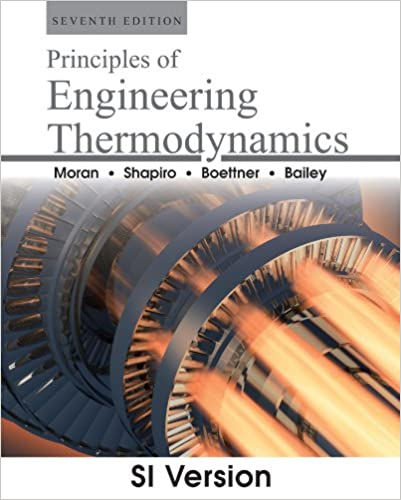 Fundamentals Of Engineering Thermodynamics Moran Shapiro Pdf