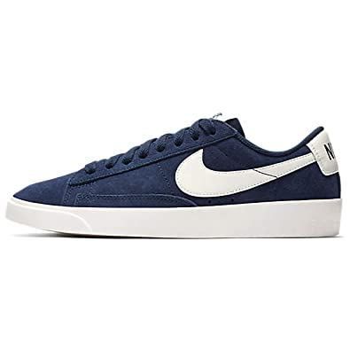 uk availability af6d8 29a55 Amazon.com | Nike W Blazer Low Sd Womens Av9373-407 ...