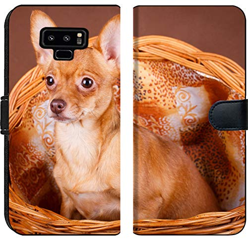 (Samsung Galaxy Note 9 Flip Fabric Wallet Case Toy Terrier Dog Image 35331998 Customized Tablemats Stain Resistance Collector Kit Kitc)