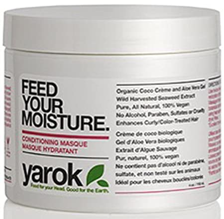 Yarok Feed Your Moisture Masque, 4 Ounce