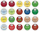 Twinings Keurig 2.0 K Cup Sampler Assortment 20 Count with 10 By The
