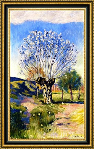 Willow Tree by Ferdinand Hodler - 13