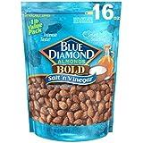 Blue Diamond Almonds, Bold Salt 'n Vinegar, 16 Ounce