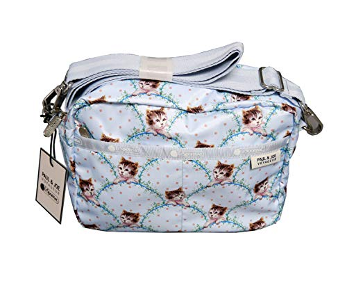 Minibag Paul Austin Bleu Timeless LeSportsac Collection in Cat Crossbody amp;Joe Crossbody wqIZY