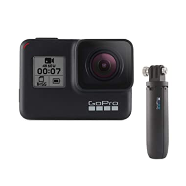GoPro Shorty Mini Extension Pole Tripod (All GoPro Cameras) - Official GoPro Mount
