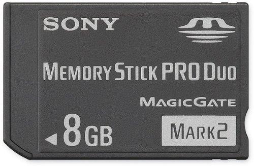Sony Memory Stick Flash MSMT8G