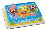 SpongeBob SquarePants Lanchers Cake Topper Set