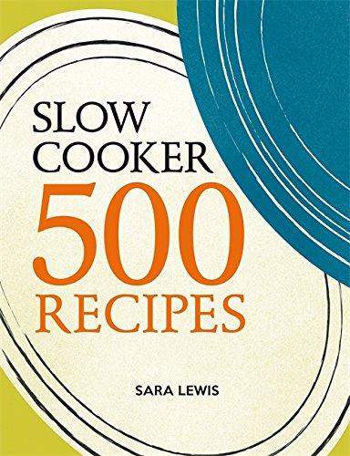 500 crock pot recipes - 3